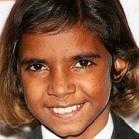 What the kid who played Nullah in the Australia is up to