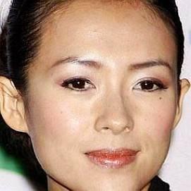 who is zhang ziyi dating