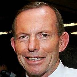 Tony Abbott dating 2021