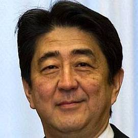 Shinzo Abe dating 2021