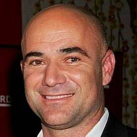 Andre Agassi dating 2020