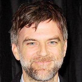 Paul Thomas Anderson dating 2020