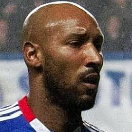 Nicolas Anelka dating 2021