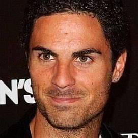 Mikel Arteta dating 2021