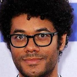 Richard Ayoade dating 2020