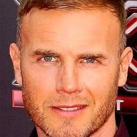 Gary Barlow dating 2021