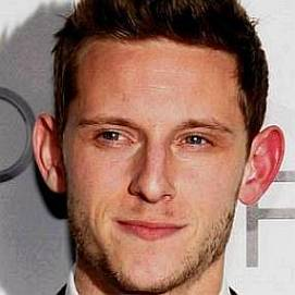 Jamie Bell dating 2020