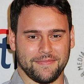 Scooter Braun dating 2021
