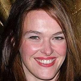 Sally Bretton dating 2021