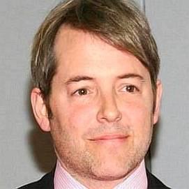 Matthew Broderick dating 2021