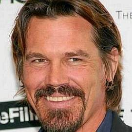 Josh Brolin dating 2021