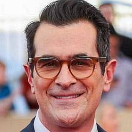 Ty Burrell dating 2021