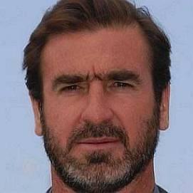 Eric Cantona dating 2021