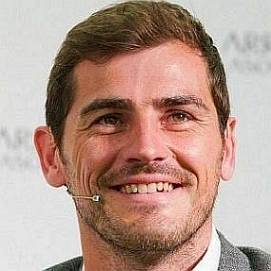 Iker Casillas dating 2021