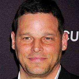 Justin Chambers dating 2021