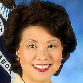 Elaine Chao dating 2021