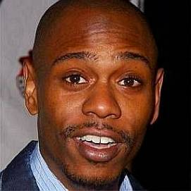 Dave Chappelle dating 2021