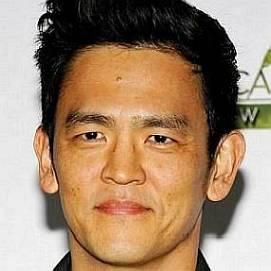 John Cho dating 2021