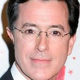 Stephen Colbert dating 2021