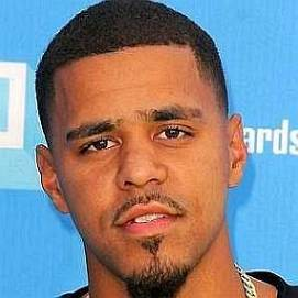 J Cole dating 2021