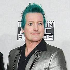 Tre Cool dating 2020