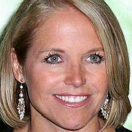 Katie Couric dating 2021