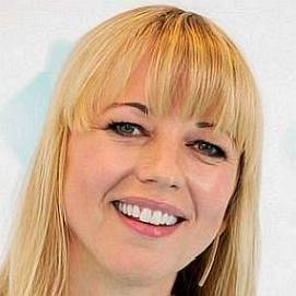 Sara Cox dating 2021