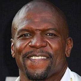 Terry Crews dating 2021