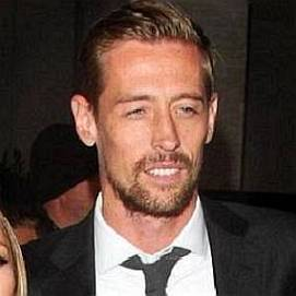 Peter Crouch dating 2020
