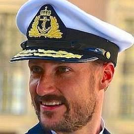 Haakon Crown Prince of Norway dating 2021 profile