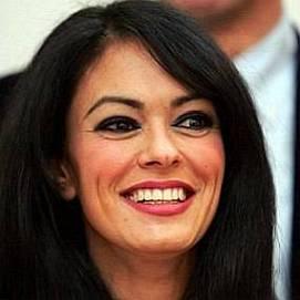 Maria Grazia Cucinotta dating 2021
