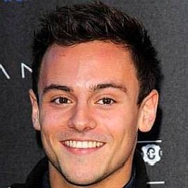 Tom Daley dating 2021