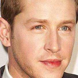 Josh Dallas dating 2021