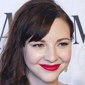 Erin Darke dating 2020