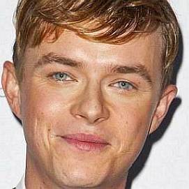 Dane DeHaan dating 2020