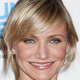 Cameron Diaz dating 2021