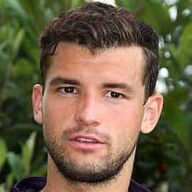 Grigor Dimitrov dating 2021
