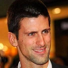 Novak Djokovic dating 2021
