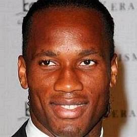 Didier Drogba dating 2020
