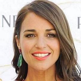 Paula Echevarria dating 2020