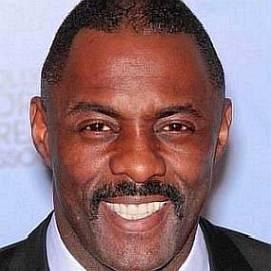 Idris Elba dating 2020