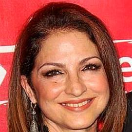 Gloria Estefan dating 2021
