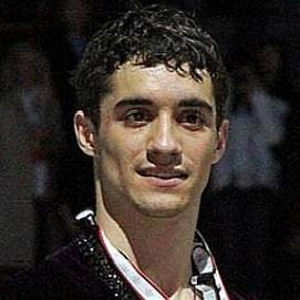 Javier Fernandez dating 2021