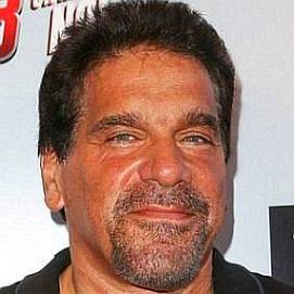 Lou Ferrigno dating 2021