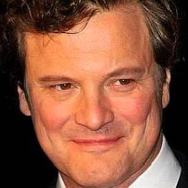 Colin Firth dating 2021