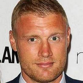 Andrew Flintoff dating 2021
