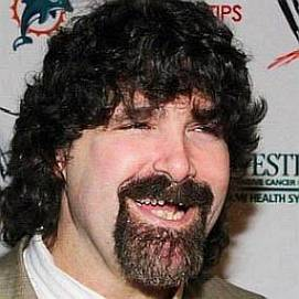 Mick Foley dating 2020