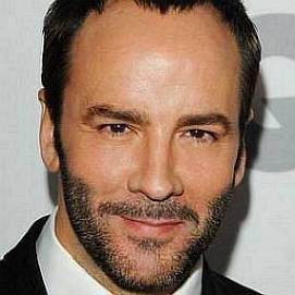 Tom Ford dating 2021