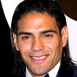 Radamel Falcao dating 2021
