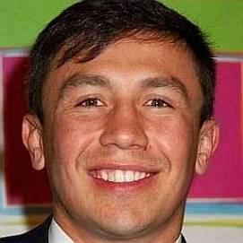 Gennady Golovkin dating 2021